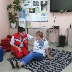 Обучение навыкам первой помощи в организации