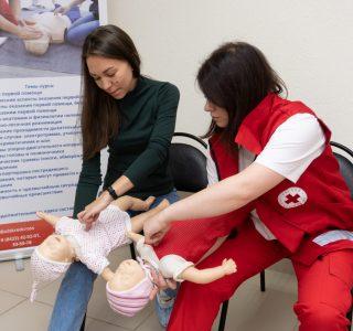 Обучение первой помощи